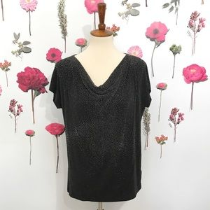 • Eileen Fisher • Embellished Top